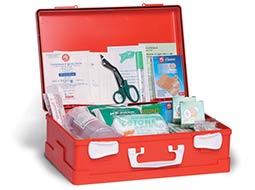 cassetta pronto soccorso aziendale - valigette pronto soccorso per